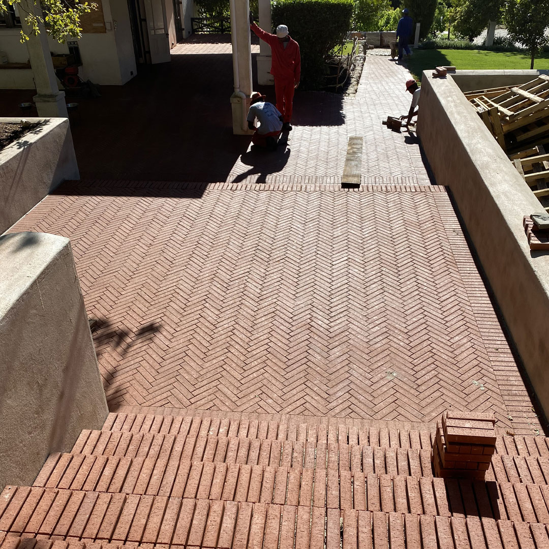 walkway paving cape town